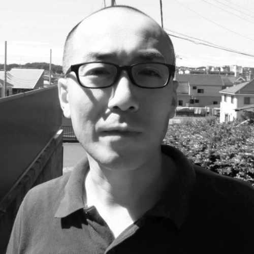 土屋トカチ監督のポートレート写真